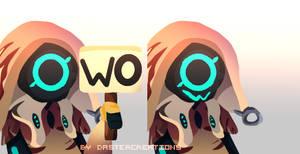 just ivara icon OWO - Warframe