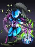 Chibi Octavia-  warframe