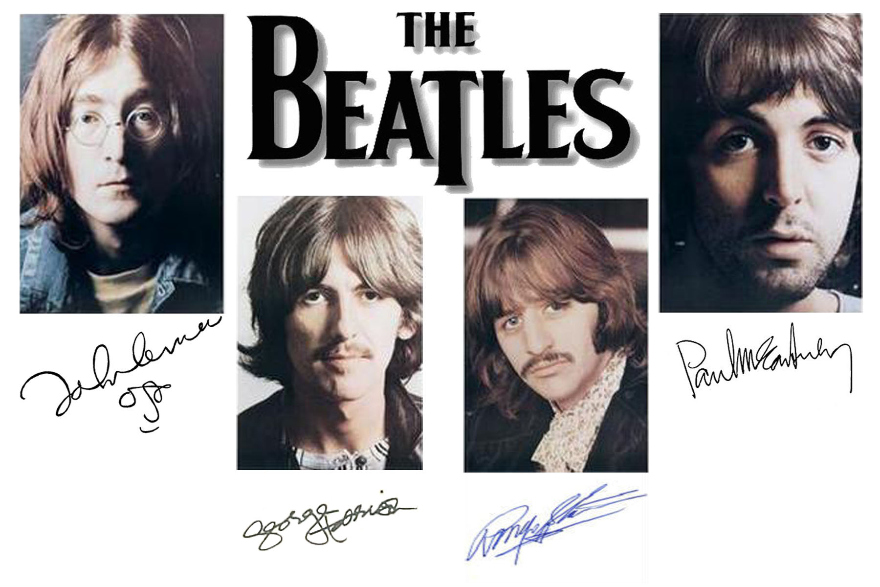 The Beatles Wallpaper By TriceCeilborn