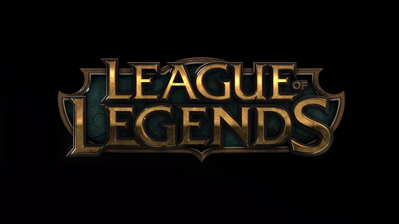 League of Legends logo wallpaper by xlzipx on DeviantArt