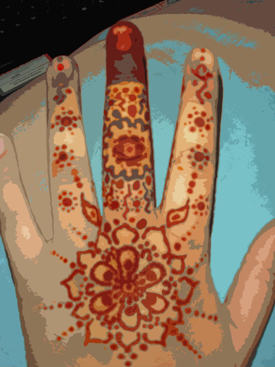 Queen Henna Tattoos