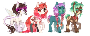 [CLOSED] Pony Adopts auction: Points Only