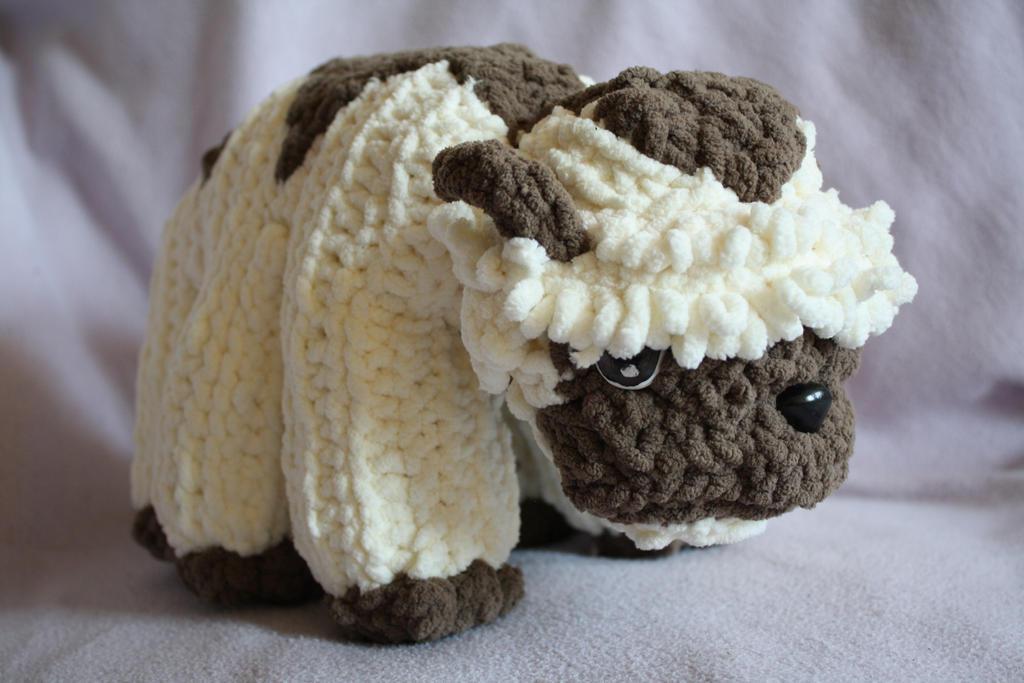 Crochet Appa By Cairistona On Deviantart
