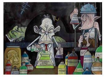 Blair's experiment by Gnomosapien