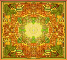 Mechanical space elves by Gnomosapien