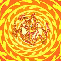 fire imp by Gnomosapien