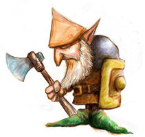 gnome by Gnomosapien