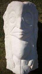 yaknas sculpture by Gnomosapien
