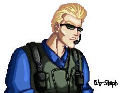 Captain Wesker by Biohazard-Steph