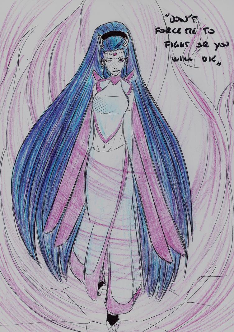 The Fairy Queen: Titania by Alucard196