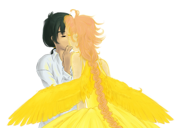 Yellow as the Golden Sun by Nanenna
