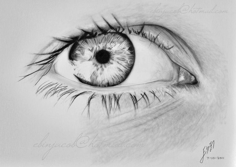Eye by ebin50