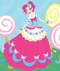 Pinkie Pie by robosuplex