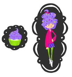 Food Challenge: Cupcake by robosuplex