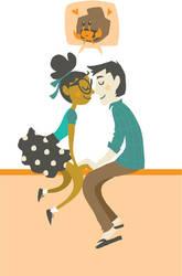 True Love (And Dwebbles) by robosuplex