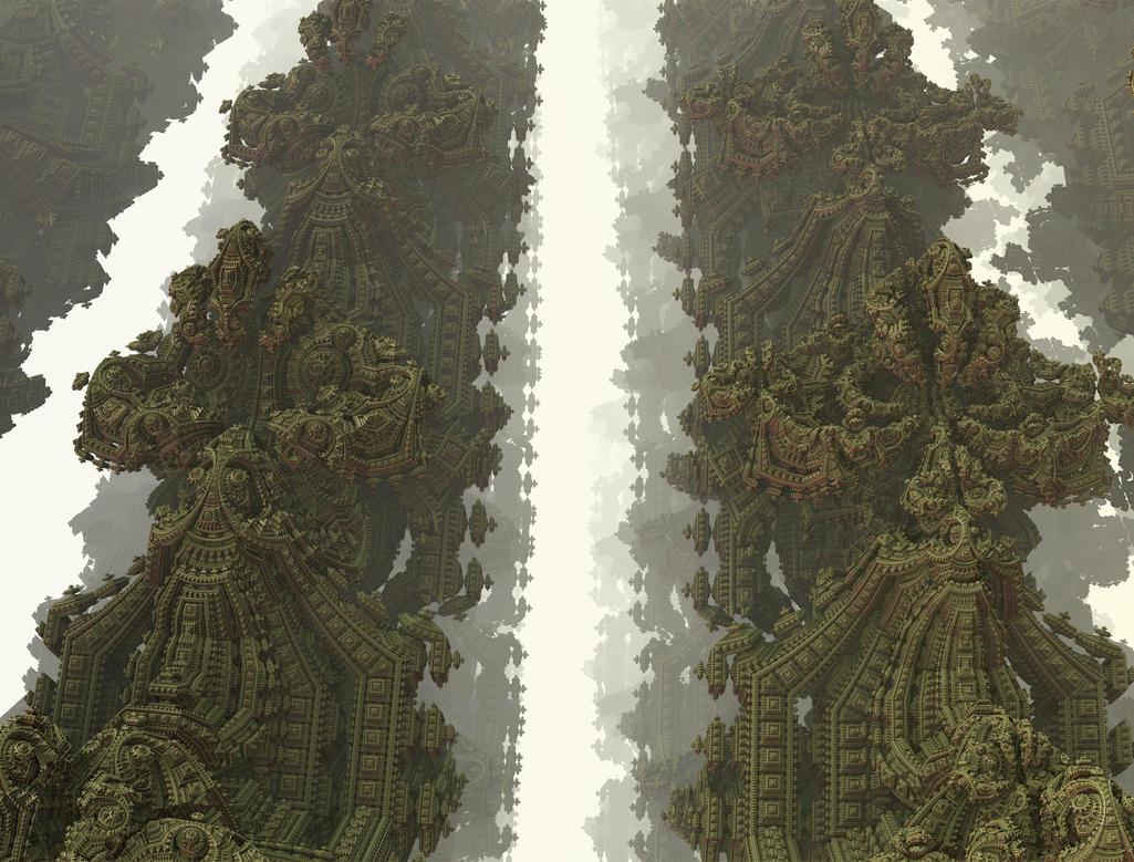Morphological Multiplicity by beaudeeley