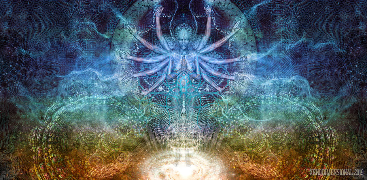 Universes-unfolding by beaudeeley