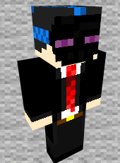 Enderman Mask Minecraft Skin Preview by THATANIMATEDGUY