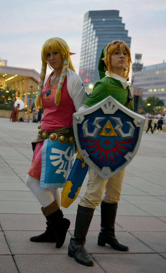 Otakon 2013 - Skyward Sword 2 by King-Bobbles