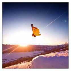sunny backflip by no-ski-CREW