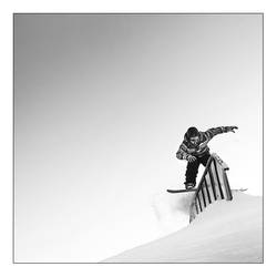 jibbing by no-ski-CREW