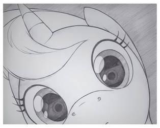 37. Eyes by sherwoodwhisper