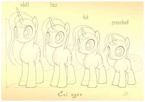 Eri Ages Reference