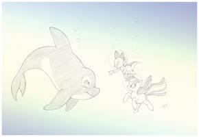 <b>Spiketober 12: Whale</b><br><i>sherwoodwhisper</i>