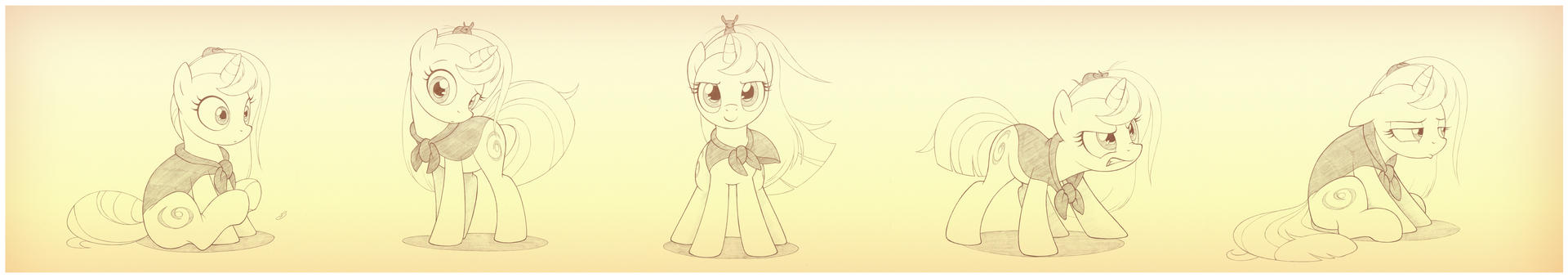 Eri Expressions 4 by sherwoodwhisper