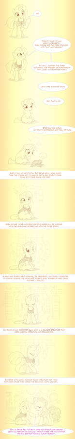 A Filly's Guide to Introversion 1
