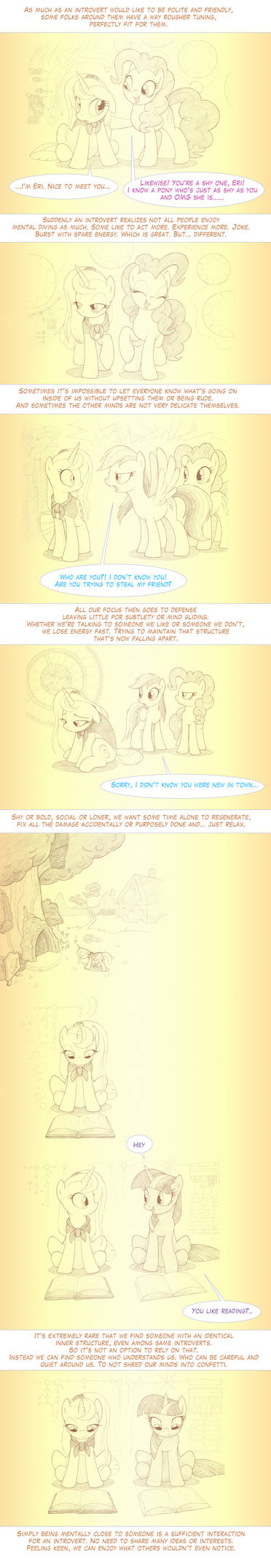 A Filly's Guide to Introversion 2