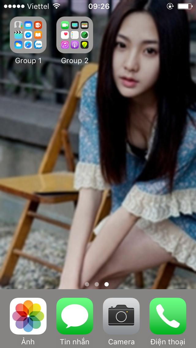 My iphone 5 by tichchu2203