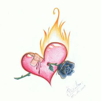 Crazy Heart by NachtKaetzchen