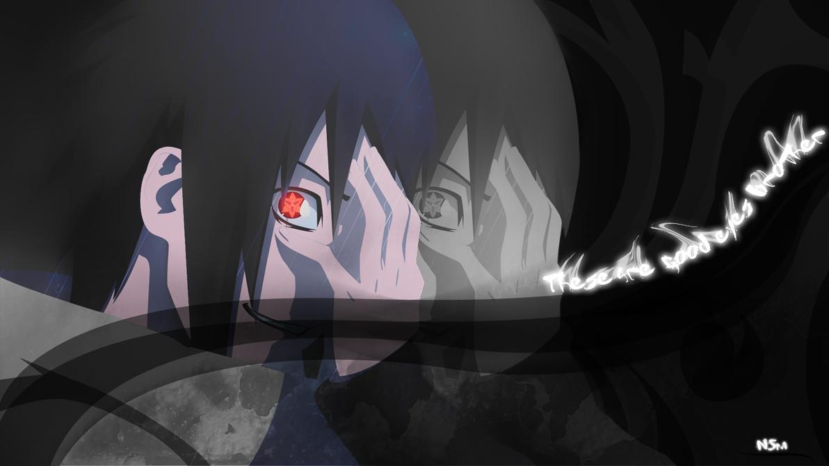 Sasuke Eternal Mangekyou Sharingan By NarutoSenninmode