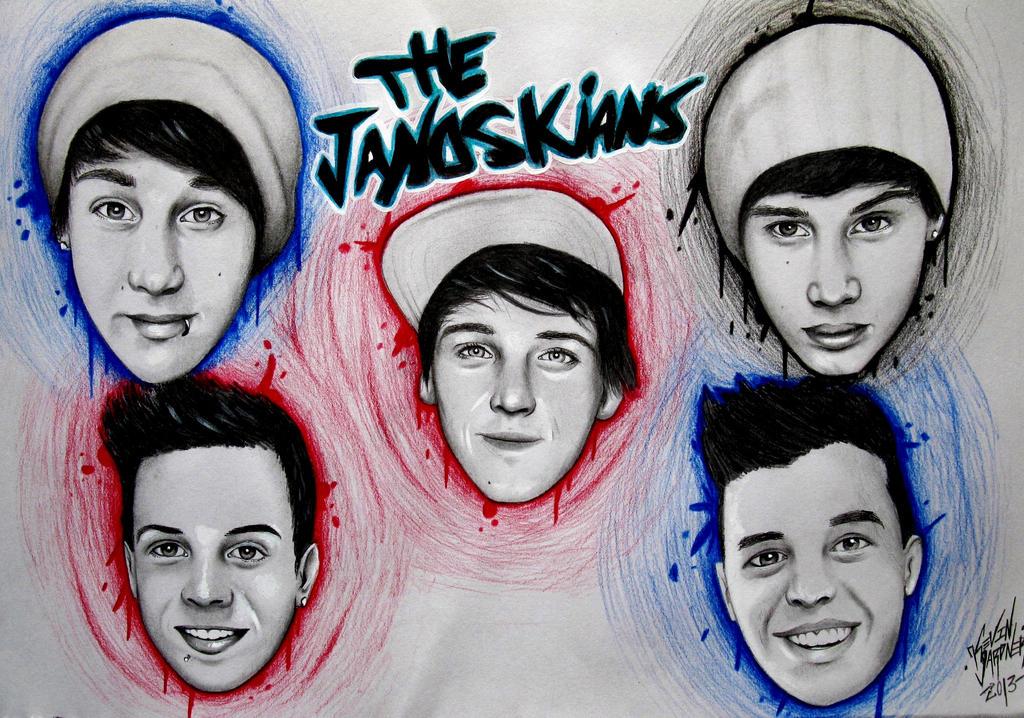 The Janoskians 2013 Wa...