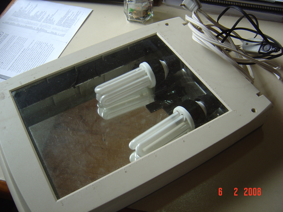 Mesa de luz improvisada xd by zine on line on deviantart for Mesa de dibujo con luz