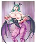 Morrigan by wwmarx