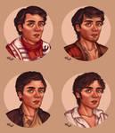 Poe Icons by tsukhood