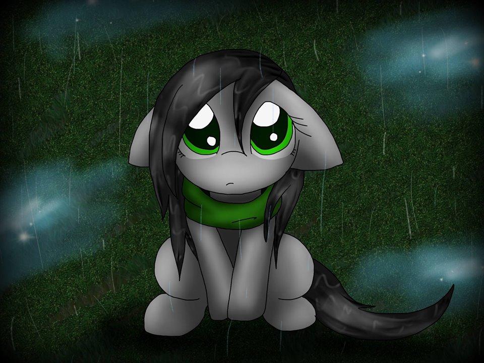 oh!...it's raining by NicoleTheHedgehogXD
