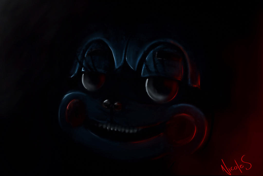 Five nights at freddys sister location by nicolethebluepony on