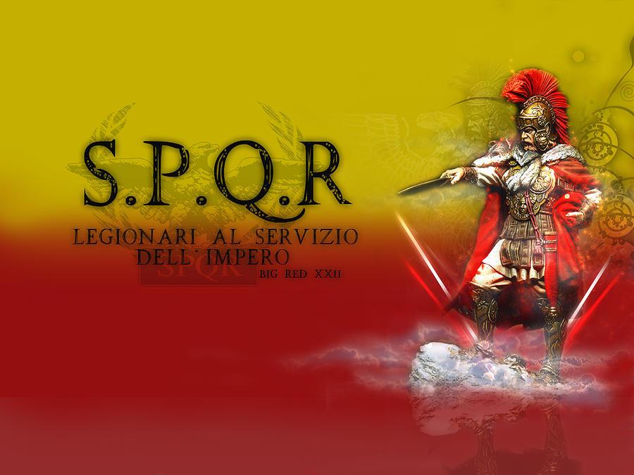 Roman Spqr Wallpaper SPQR roman soldier wal...