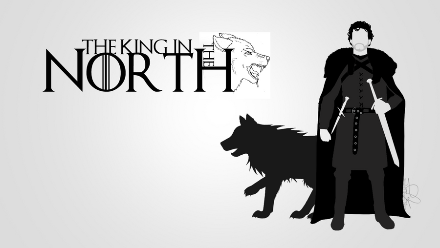 The King In North Wallpaper By Simon93 ITA