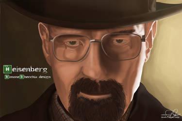 Walter White alias Heisenberg