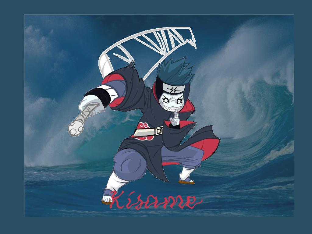 Akatsuki - Chibi Kisame by Alphonsekun on DeviantArt