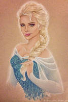 Elsa by Draconis-Silver