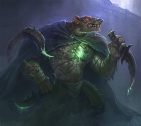 Skaven Mutant by mysticaldonkey1