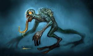 Ghoul Runner by mysticaldonkey1