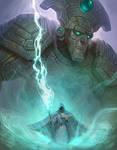 The Summoner by mysticaldonkey1