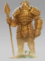 Champion of the Eternal by mysticaldonkey1