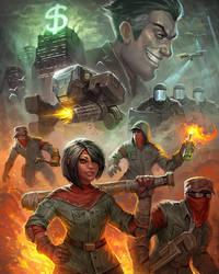 Radical Rebels by mysticaldonkey1